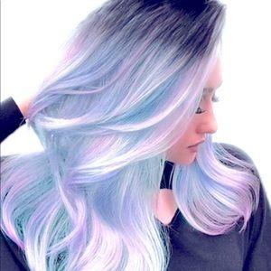 🌟Host Pick🌟 Cotton Candy Ombré Lace Cap wavy wig